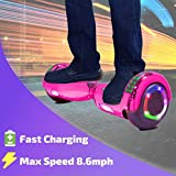V-Fire Electric Self-Balancing Scooter with