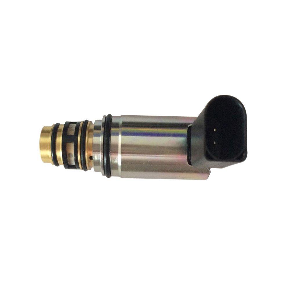 AC Compresor Válvula de control para Sanden pex16 Audi Volkswagen Jetta Tiguan Touran: Amazon.es: Coche y moto