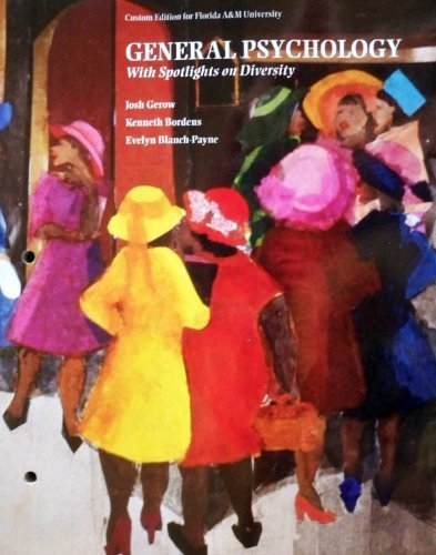 General Psychology with Spotlights on Diversity
