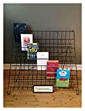 New Planet Racks Folding 6 Tier Counter Greeting Card Display Rack