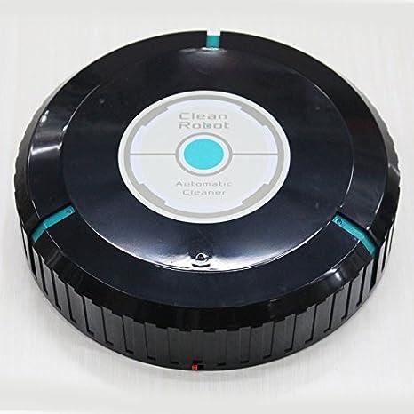 salange Robot aspirador Auto Cleaner, inteligente robot de barrido: Amazon. es: Hogar