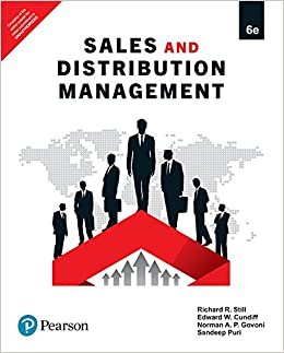 Buy sales and distribution management 6e book online at low prices buy sales and distribution management 6e book online at low prices in india sales and distribution management 6e reviews ratings amazon fandeluxe Images