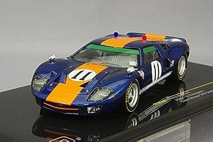 Ikuso   Ford Gt H Class Winner  J Ickx