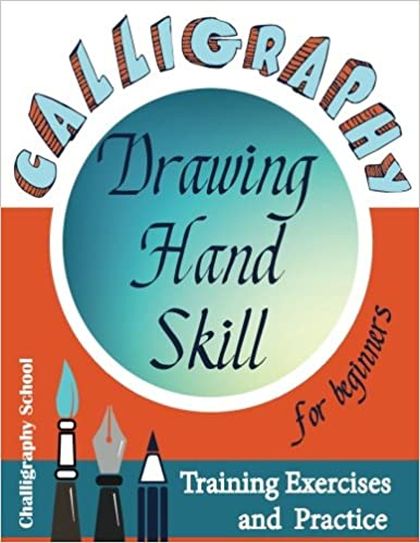 Calligraphy for Beginners Drawing Hand Skill  Training