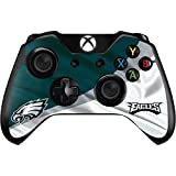 Skinit NFL Philadelphia Eagles Xbox One Controller Skin - Philadelphia Eagles Design - Ultra Thin, Lightweight Vinyl Decal Protection