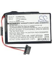 High Capacity Replacement Battery for Magellan RoadMate 9020 RoadMate 9020TLM RoadMate 9055 RoadMate 9055LMLi-ion 1050mAh
