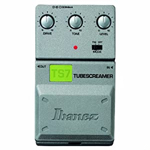 Ibanez TUBE SCREAMER TS7