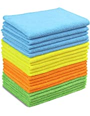 SimpleHouseware Microfiber Cloth Cleaning Clothes