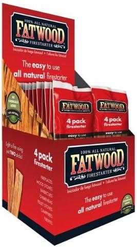 All Natural Douglas Fir Pitch Fatwood Firestarter