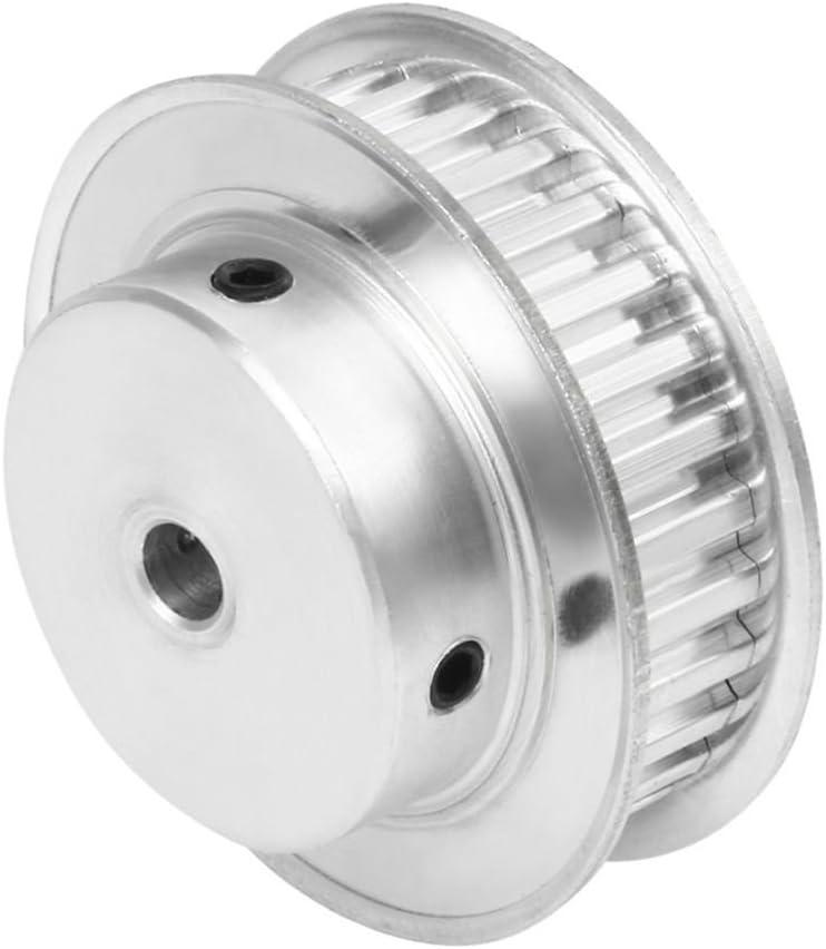 Level XL 30 Z/ähne 5mm 8mm 10mm Bore Pulley Synchron-Rad-Aluminium-Legierung DIY Modell Werkzeuge f/ür 10mm Zahnriemen
