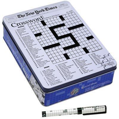 NY Times Crossword Puzzle Jigsaw 3 NY