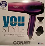 Conair 1875 Watt Tourmaline Ceramic 2 in 1 Styler For Sale