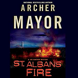 St. Albans Fire Audiobook
