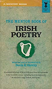 The Mentor Book of Irish Poetry par Devin A.…