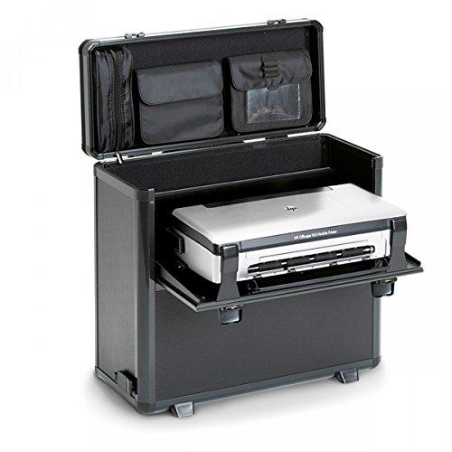 DICOTA Databox Allround incl. Quickfix D30393 für HP OJ 100/150 und Notebooks bis 35,6cm 14Zoll Schwarz (P)