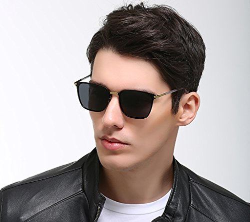Designer Unisex A Yxsd Retro Aviator 80s Lente Shades Fashion C Estilo Men's Color UV400 Sunglasses Ladies 7w7Bxq8Zr