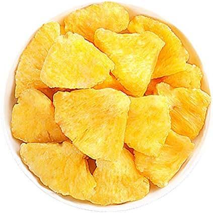OuYang Hengzhi Dried Pineapple Crystallized Fruits Bo Luo Gan 菠萝干 200g/7oz