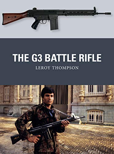 (The G3 Battle Rifle (Weapon Book 68))