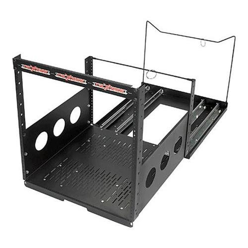 Raxxess Pull-Out Rack Rack Spaces : 16U Spaces