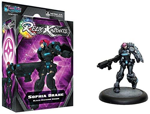 Ninja Division Sophia Drake Game