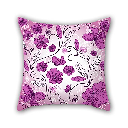 [PILLO Pillow Cases Of Flower 16 X 16 Inches / 40 By 40 Cm,best Fit For Him,bedding,living Room,birthday,car Seat,home Double] (Pet Ladybug Costume)