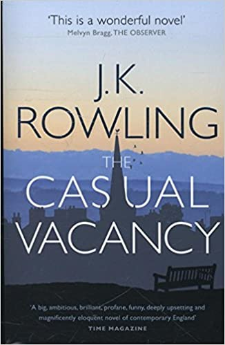 the casual vacancy amazon co uk j k rowling books