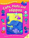 img - for Speaking and Listening Cats, Hats, and Hippos (Adventures in Literacy) by Ruth Thomson (2004-08-02) book / textbook / text book