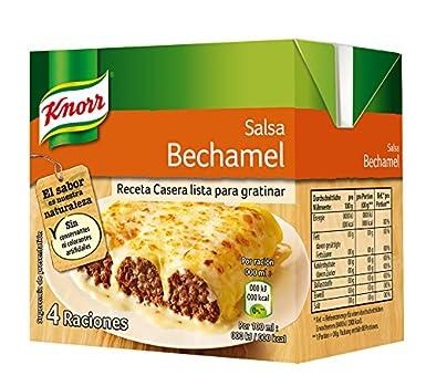 Knorr - Salsa bechamel - 500 ml
