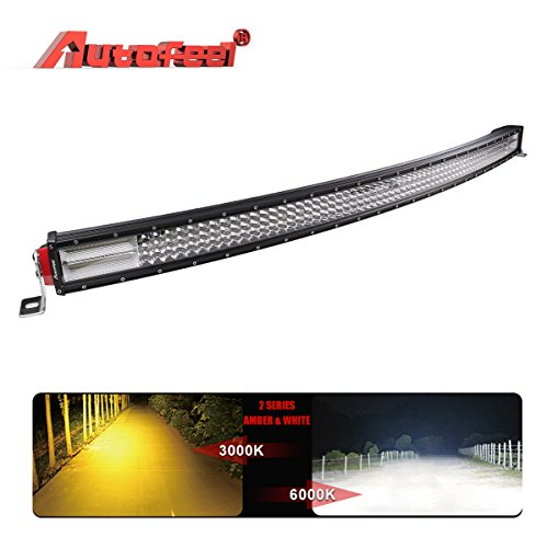 Autofeel Led Light Bar Multi-color 50