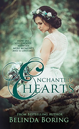 book cover of Enchanted Hearts