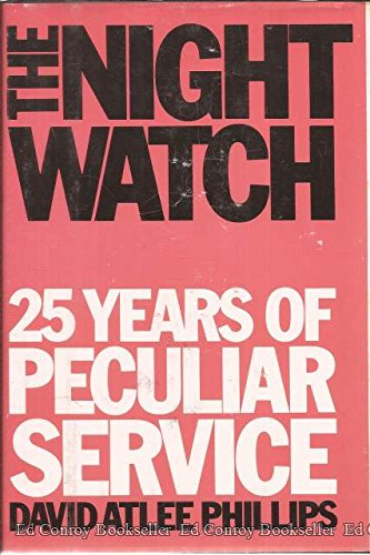 The Night Watch: 25 Years of Peculiar Service