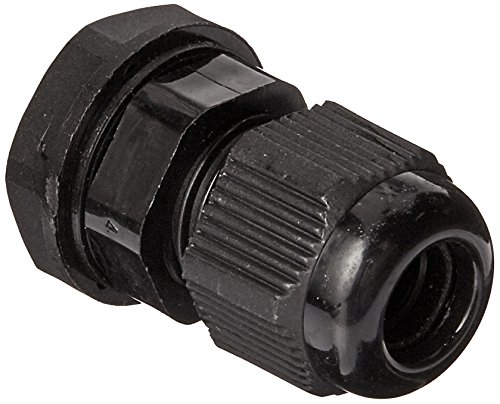 Morris 22532 Cable Gland, Metric Thread, Nylon, 0.47