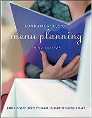 Fundamentals of Menu Planning