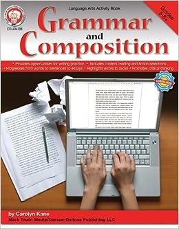 Carson-Dellosa Grammar and Composition Resource Book Download Epub ebooks