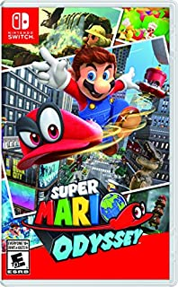 Super Mario Odyssey - Switch (B072V8MMX7) | Amazon Products