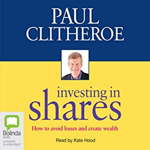 Investing in Shares Audiobook