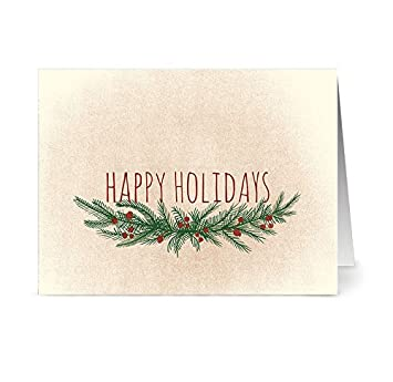 holiday note cards