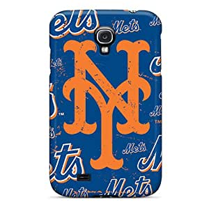 AlissaDubois Samsung Galaxy S4 Bumper Hard Phone Covers Unique Design HD New York Mets Pictures [QLd16556wcFi]