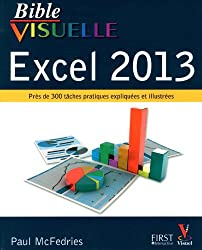 La bible visuelle Excel 2013