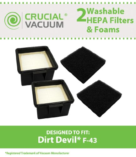 dirty devil vacuum easy - 2