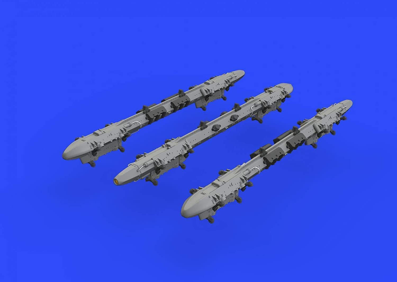 Various Eduard EDB632102 Brassin 1:32-MER Multiple Ejector Rack kit