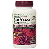 Herbal Actives Red Yeast Rice by Nature's Plus - 60 tablets