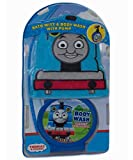 Thomas & Friends Body Wash and Bath Mit by MZB