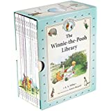 The Winnie the Pooh Library: 12 Book Box Set by A.A. Milne