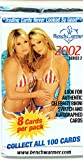 Benchwarmer 2002 Series 2 Trading Cards Pack