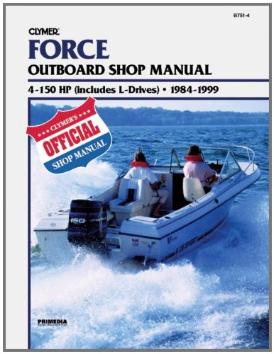 Clymer Force 84 99 Manual (Outboard Parts Force)