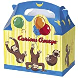 Curious George Treat Boxes (4 count), Health Care Stuffs