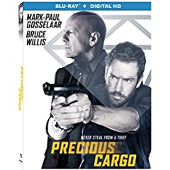 PRECIOUS CARGO Arrives On Blu-ray, DVD and Digital HD June 28th from Lionsgate