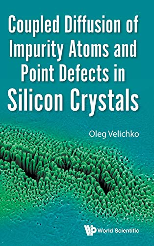 Coupled Diffusion of Impurity Atoms and Point Defects in Silicon Crystals
