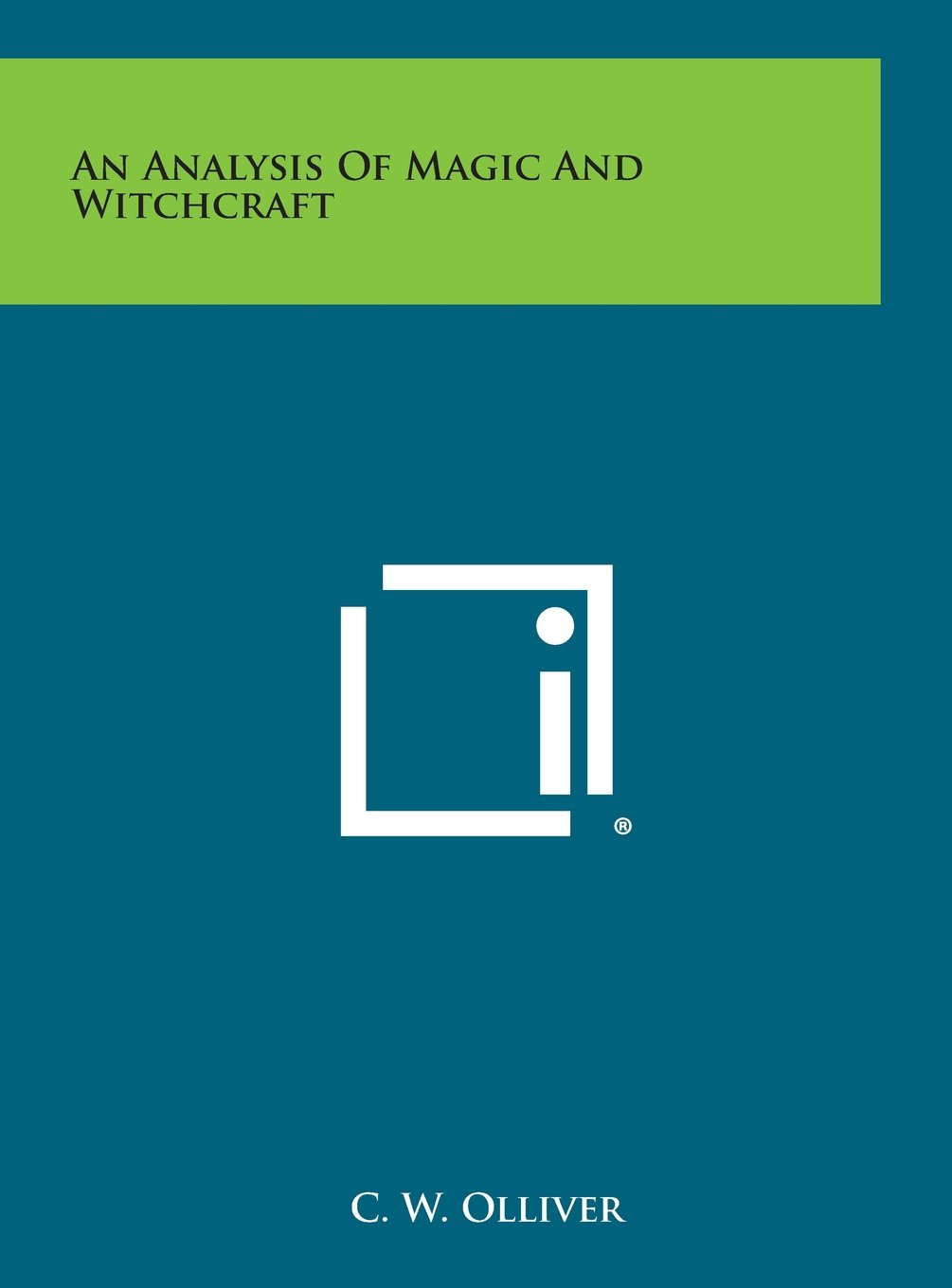 witchcraft by a picture analysis